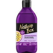 Nature Box - Shower care - Energising shower gel with passion fruit scent
