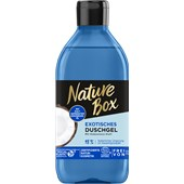 Nature Box - Shower care - Exotic shower gel with coconut scent