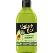 Nature Box - Shower care - Caring shower gel with avocado scent