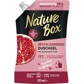 Nature Box - Duschpflege - Revitalisierendes Duschgel Refill