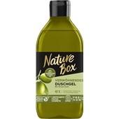 Nature Box - Duschpflege - Verwöhnendes Duschgel mit Olivenduft