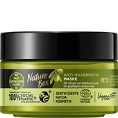 Nature Box - Haarkur - Anti-Haarbruch Maske