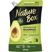 Nature Box - Shampoo - Reparatur Shampoo mit Avocado-Öl Refill