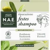 N.A.E. - Hair care - Cheveux secs Shampoing solide Réparateur