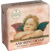 Nesti Dante Firenze - Amorino - Rose Bouquet Soap