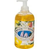 Nesti Dante Firenze - Dolce Vivere - Capri Liquid Soap