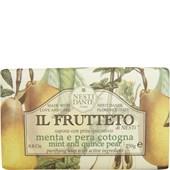 Nesti Dante Firenze - Il Frutteto di Nesti - Mint & Quince Par Soap