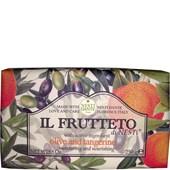 Nesti Dante Firenze - Il Frutteto di Nesti - Olive & Tangerine Soap