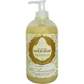 Nesti Dante Firenze - Luxury - Gold Leaf Liquid Soap