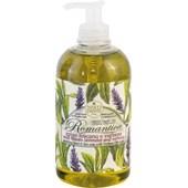 Nesti Dante Firenze - Romantica - Lavender & Verbena Liquid Soap