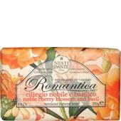 Nesti Dante Firenze - Romantica - Noble Cherry Blossom & Basil Soap