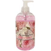 Nesti Dante Firenze - Romantica - Rose & Poeny Liquid Soap