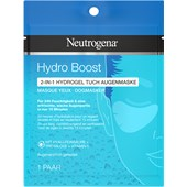 Neutrogena - Augenpflege - Hydro Boost 100% Hydrogel Augenmaske