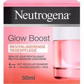Neutrogena - Feuchtigkeitspflege - Glow Boost Tagespflege