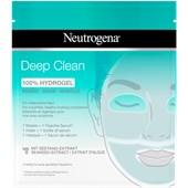 Neutrogena - Masken - Deep Clean 100% Hydrogel Maske