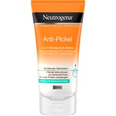 Neutrogena - Reinigung - Anti-Pickel 2 in 1 Reinigung & Maske