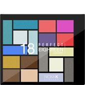 Nicka K - Augen - Perfect Eighteen Colors