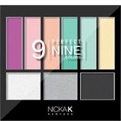 Nicka K - Augen - Perfect Nine Colors