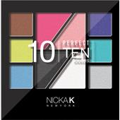 Nicka K - Augen - Perfect Ten Colors
