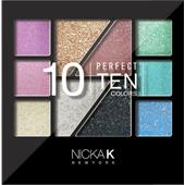 Nicka K - Øjne - Perfect Ten Colors