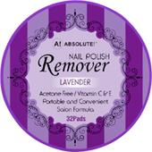 Nicka K - Nägel - Absolute! Nail Polish Remover Pads