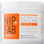 Nip+Fab - Exfoliate - Glycolic Fix Gentle Pads Sensitive