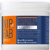 Nip+Fab - Exfoliate - Glycolic Fix Night Pads Extreme