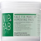 Nip+Fab - Soften - Kale Fix Make-Up Removing Pads
