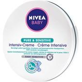 Nivea - Babypflege - Baby Sensitive Pure & Sensitive Intensiv-Creme