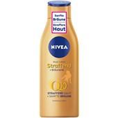 Nivea - Body Lotion und Milk - Q10 Body Lotion, kiinteyttävä + ruskettava