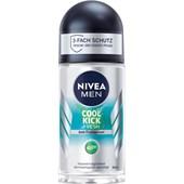 Nivea - Deodorant - Nivea Men Cool Kick Fresh Deo Roll-On