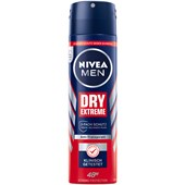 Nivea - Deodorant - Nivea Men Dry Extreme Deodorant Spray