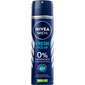 Nivea - Deodorantti - Nivea Men Fresh Ocean Deodorant Spray