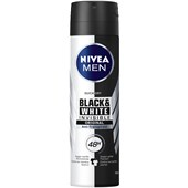 Nivea - Deodorant - Nivea Men Invisible Black & White - anti-transpirant spray