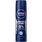 Nivea - Deodorant - Nivea Men Protect & Care Deodorant Spray