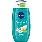 Nivea - Hoitavat suihkutuotteet - Frangipani & Oil suihkusaippua