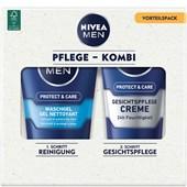 Nivea - Cura del viso - Nivea Men Combo Protect & Care