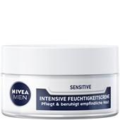 Nivea - Gesichtspflege - Nivea Men Sensitive Intensive Feuchtigkeitscreme