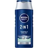 Nivea - Haarpflege - Nivea Men 2 in 1 Shampoo & Spülung