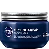 Nivea - Hårpleje - Nivea Men Styling Cream Natural Look