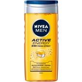 Nivea - Körperpflege - Nivea Men Active Energy Pflegedusche