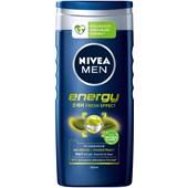 Nivea - Pielęgnacja ciała - Nivea Men Energy żel pod prysznic