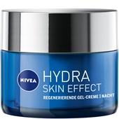 Nivea - Nachtpflege - Hydra Skin Effect Regenerierende Gel-Creme