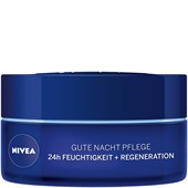 Nivea - Night Care - Crema de noche nutritiva