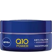 Nivea - Cuidados noturnos - Cuidado de noite anti-rugas Q10 Power