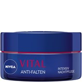 "Nivea - Night Care - ""Vital"" Anti-Wrinkle Intensive Night Time Care"