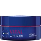 "Nivea - Night Care - ""Vital"" Anti-Wrinkle Intensive Night Time Care"