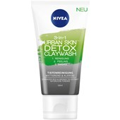 Nivea - Limpeza - 3 in 1 Urban Skin Detox Claywash