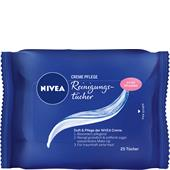 Nivea - Hudrensning - Cream Care Cleansingwipes