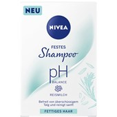 Nivea - Shampoo - Festes Shampoo Reismilch für fettiges Haar